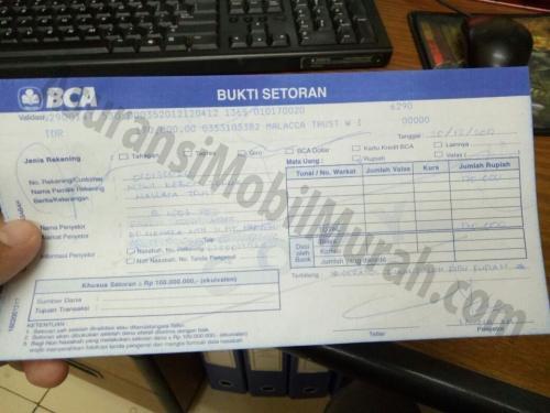 Malacca, B1803xxx